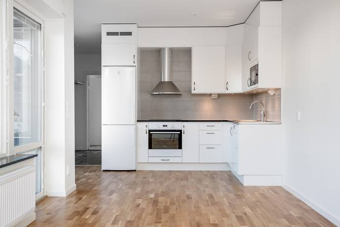 Bild: 2 rum bostadsrätt på Termikgatan 45 C, Örebro kommun Södra Ladugårdsängen