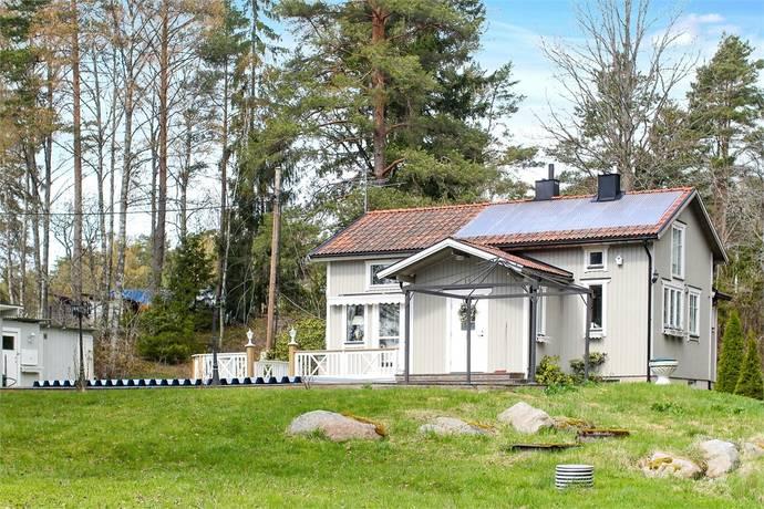 Bild: 140 m² villa på Stora Mällösa 39 + 40, Vallentuna kommun Mällösa