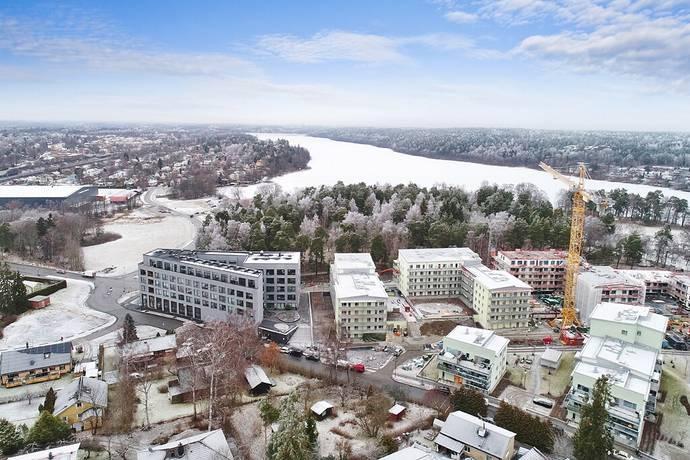 Bild: 2 rum bostadsrätt på Sollentunavägen 301, Sollentuna kommun Häggvik strand
