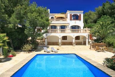 Bild: 5 rum villa på Mycket charmig villa i Javea!, Spanien Javea