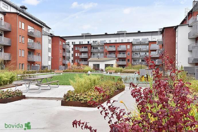 Bild: 4 rum bostadsrätt på Ursula Printz gata 4, 2 tr, Värmdö kommun Gustavsbergs Hamn