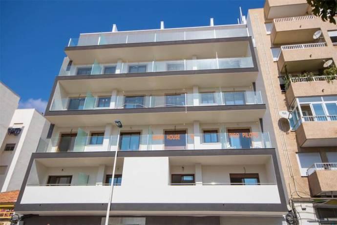 Bild: 3 rum villa på Lägenheter i centrumet av Torrevieja, Spanien Costa Blanca, Torrevieja