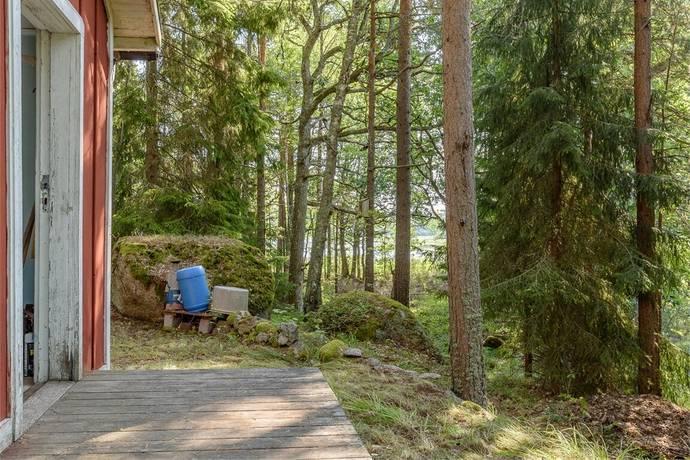 Bild: 1 rum fritidshus på Kvarnön 140, Tierps kommun Söderfors