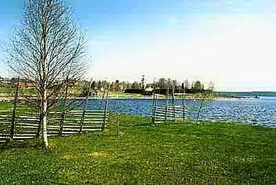 Bild: tomt på Tomtområde 200m fr. Hamnen, Berg, Bergs kommun Jämtland