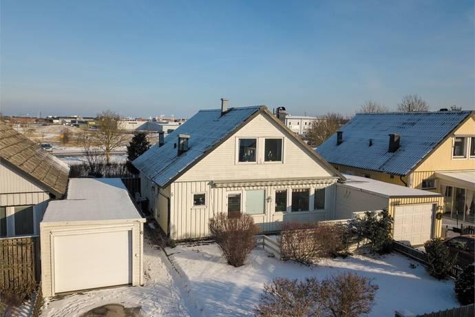 Bild: 6 rum villa på Aspgatan 6, Gotlands kommun Visby