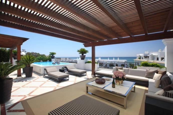 Bild: 2 rum bostadsrätt på Costa del Sol, Spanien Estepona