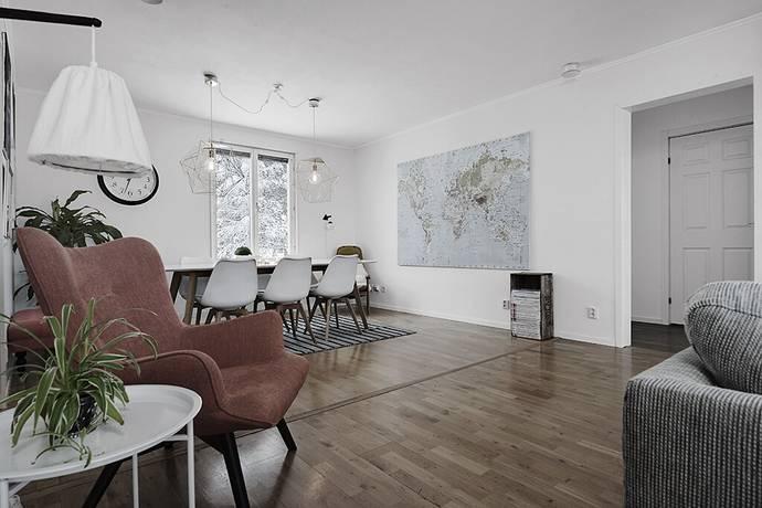 Bild: 3 rum bostadsrätt på Vänskapsgränd 79, Umeå kommun Umedalen