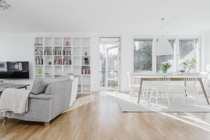 Bild: 4 rum bostadsrätt på Skogsslingan 10, 3 tr., Danderyds kommun