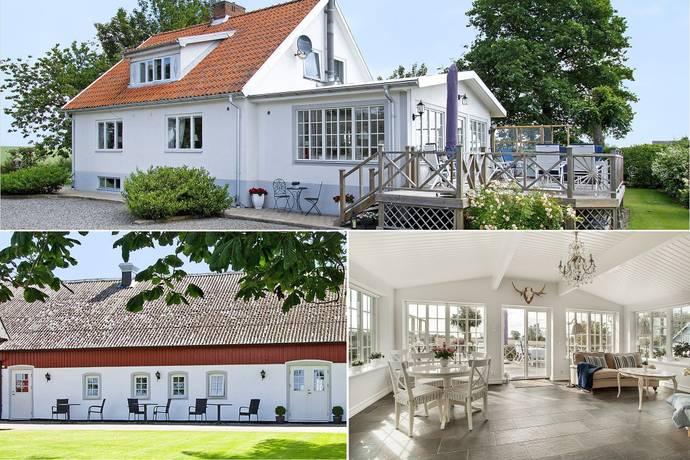 Bild: 7 rum villa på Dybäck 4186, Skurups kommun