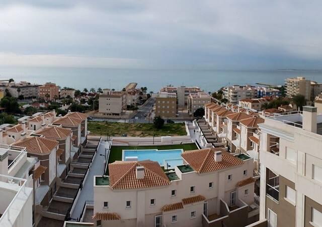 Bild: 3 rum bostadsrätt på Lägenhet i Santa Pola - Gran Alacant, ALICANTE, Spanien Santa Pola - Gran Alacant