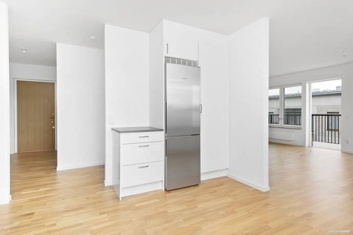 Bild: 2 rum bostadsrätt på Elkabelgatan 1, Stockholms kommun Älvsjö