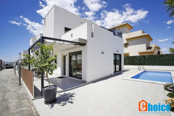 Bild: 7 rum villa på Aguas Nuevas I, RESIDENTIAL AZALEA, Spanien Aguas Nuevas 1, Torrevieja