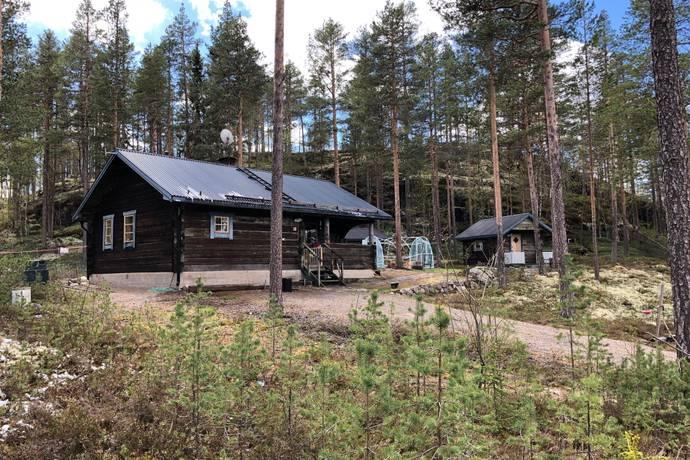 Bild: 3 rum fritidshus på Flötningsvägen 21, Älvdalens kommun