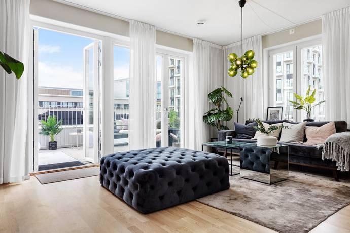 Bild: 2 rum bostadsrätt på Sonja Kovalevskys Gata 2, Stockholms kommun Hagastaden