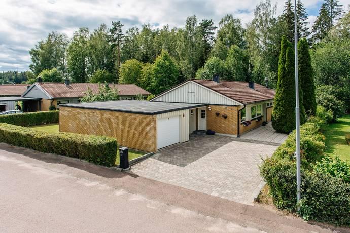 Bild: 5 rum villa på Dillvägen 7, Karlstads kommun Stodene