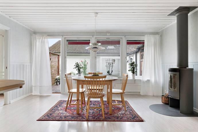 Bild: 4 rum radhus på Markegångsvägen 6H, Uppsala kommun Storvreta