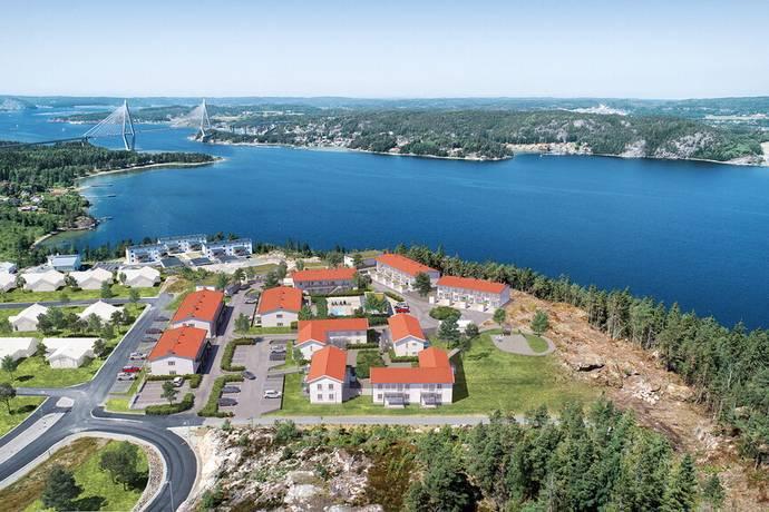 Bild: 3 rum bostadsrätt på Uddevalla Sundstrand, Uddevalla kommun