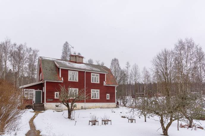Bild: 7 rum villa på Björnbäckstigen 1 & 3, Skinnskattebergs kommun RIDDARHYTTAN