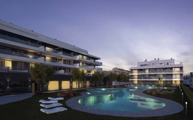 Bild: 5 rum bostadsrätt på Lägenhet i Cala de Mijas, Málaga, Spanien Cala de Mijas