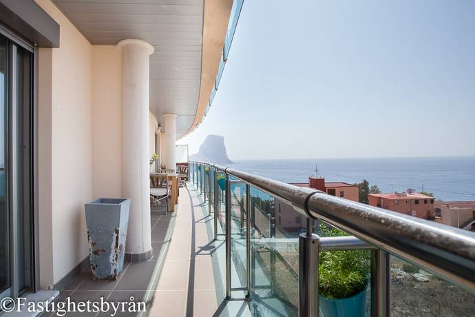 Bild: 4 rum bostadsrätt på Utsikt!, Spanien Calpe | Costa Blanca
