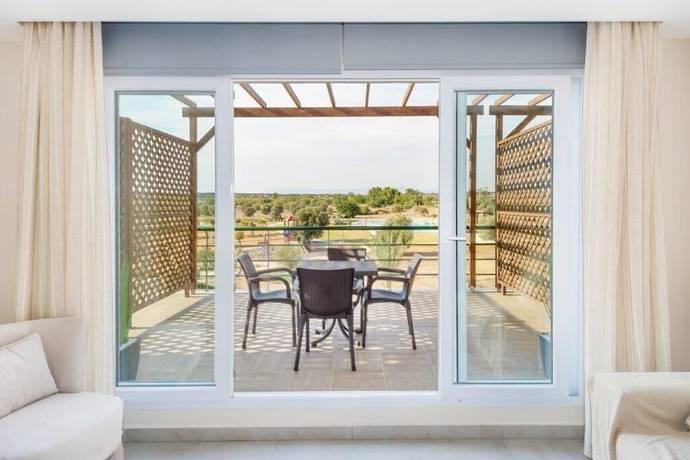 Bild: 1 rum bostadsrätt på Thalassa Beach Resort, 1 sovrum, Cypern Bafra