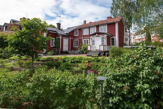 Bild: 4 rum villa på Bergslagsgatan 4, Hedemora kommun Centrala Hedemora
