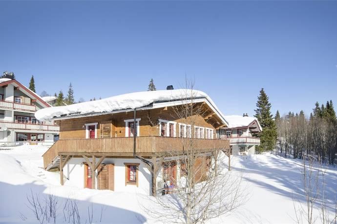 Bild: 4 rum bostadsrätt på Nedre Alpen 19B, Åre kommun Tegefjäll