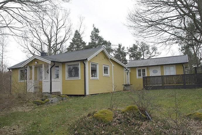 Bild: 2 rum villa på Boövägen 99, Karlshamns kommun Boön