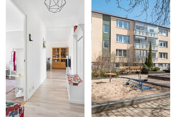 Bild: 3 rum bostadsrätt på Lövhagsgatan 75, Västerås kommun Råby