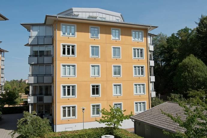 Bild: 2 rum bostadsrätt på Västra Esplanaden 34, Växjö kommun Centrum