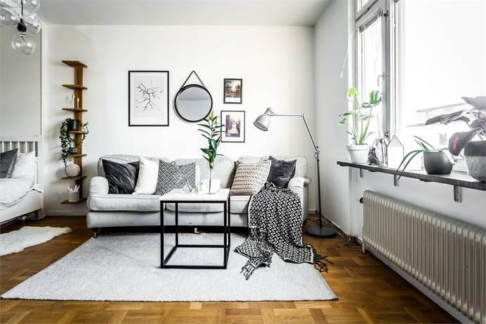 Bild: 1,5 rum bostadsrätt på Sandelsgatan 14, 4tr, Stockholms kommun Östermalm / Gärdet