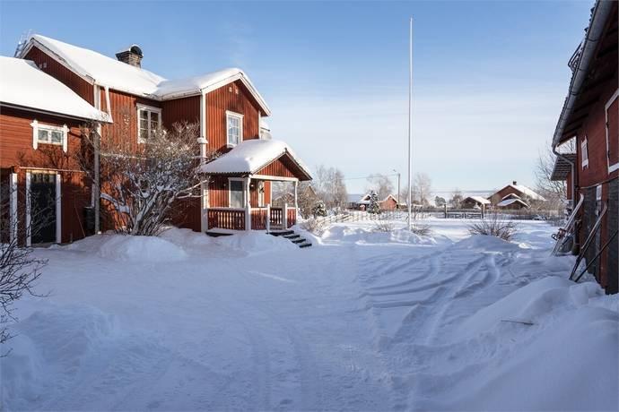 Bild: 6 rum villa på Bonäs södra bygata 6, Mora kommun Bonäs