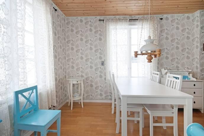 Bild: 4 rum villa på Tornedalsvägen 17, Pajala kommun Centrum