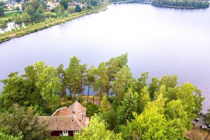 Bild: 6 rum villa på Blåbärsstigen 2, Hässleholms kommun Vittsjö
