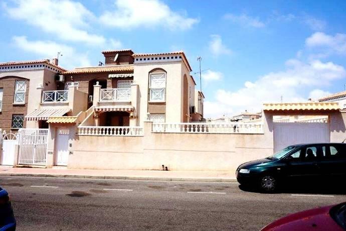 Bild: 3 rum radhus på Radhus i Torrevieja, Alicante (Costa Blanca), Spanien Torrevieja