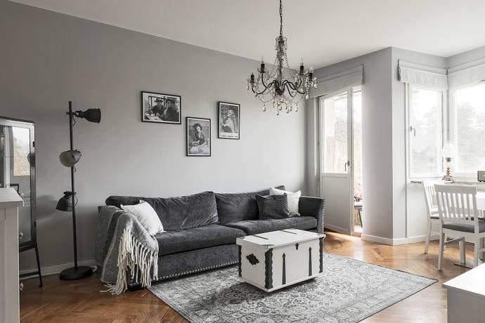 Bild: 2 rum bostadsrätt på Sågverksgatan 100, Stockholms kommun Enskede Stureby