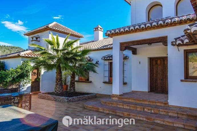 Bild: 9 rum villa på Villa i exklusiva Cortijo San Rafael, Spanien Frigiliana