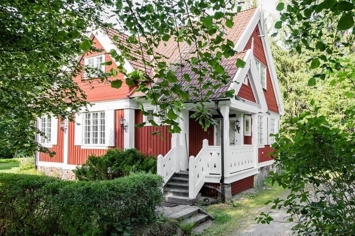Bild: 6 rum villa på Bäckstigen 18, Örebro kommun ÖREBRO