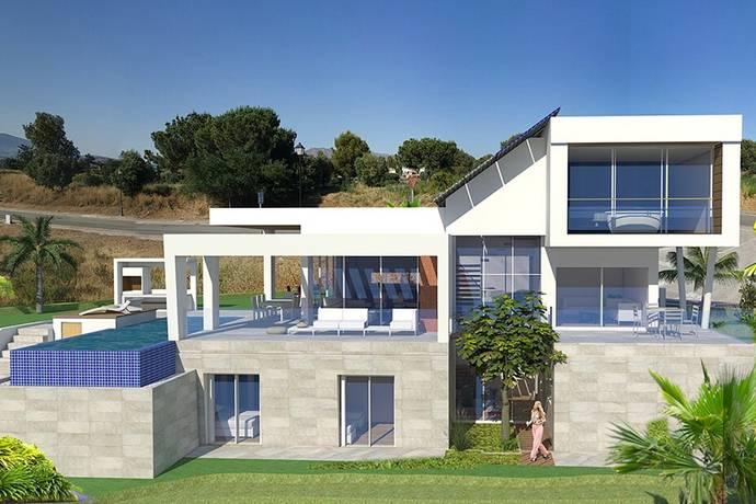 Bild: 6 rum villa på Green Village, Spanien Mijas