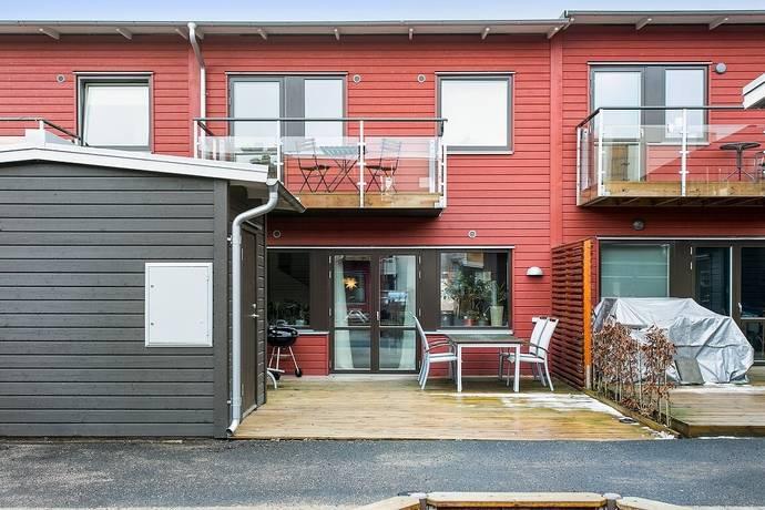 Bild: 5 rum bostadsrätt på Björkrisvägen 12, Kungsbacka kommun Kungsbacka