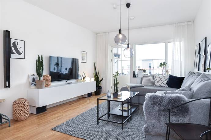 Bild: 2 rum bostadsrätt på Vallare Walls gata 7, Örebro kommun Rynninge