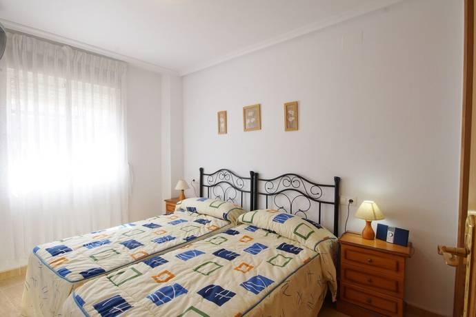 Bild: 2 rum bostadsrätt på Ljus / Rymlig / Balkong, Spanien 2:a vid Playa del Cura
