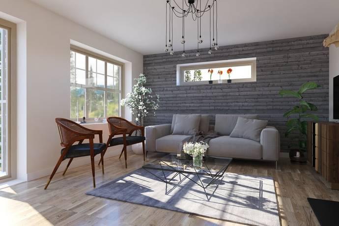 Bild: 4 rum bostadsrätt på Tegefjäll. Brf Bäcksidan lgh 124, Åre kommun Tegefjäll