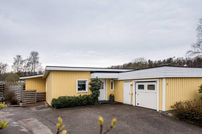Bild: 7 rum villa på Mellomgårdsgatan 2, Borås kommun Hulta
