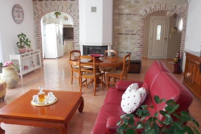 Bild: 4 rum villa på Villelongue de la Salanque, Frankrike Languedoc - Roussillon