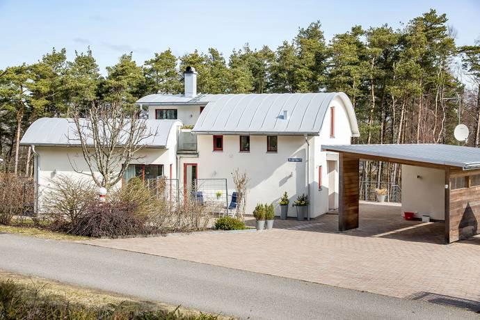 Bild: 5 rum villa på Bryggevägen 5, Varbergs kommun Espevik - Årnäshalvön