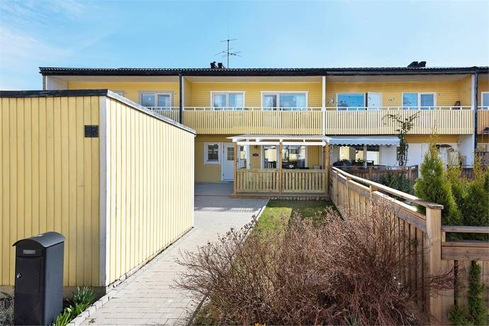 Bild: 5 rum radhus på Rågången 82, Järfälla kommun Viksjö
