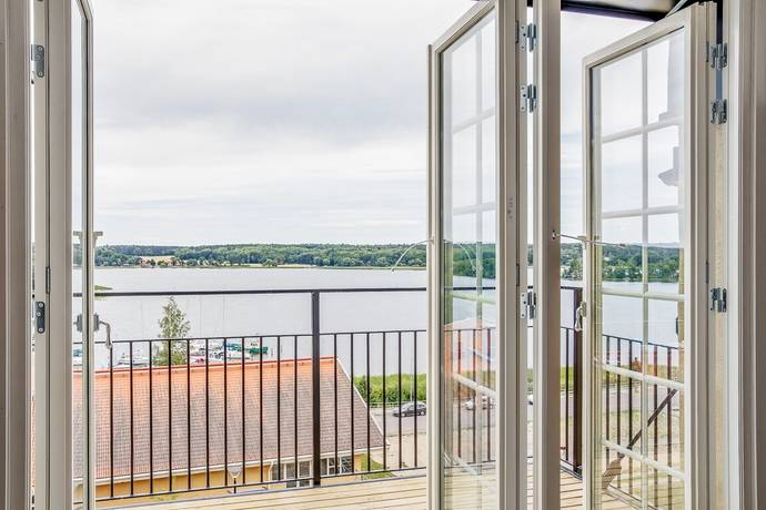 Bild: 4 rum bostadsrätt på Bataljonsgatan 10 C, Strängnäs kommun CENTRALT