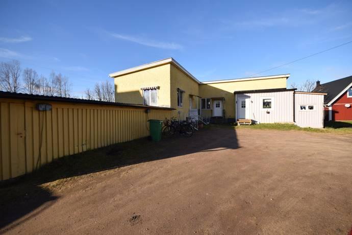 Bild: 5 rum villa på Lappskolegatan 12, Gällivare kommun Centrala Gällivare