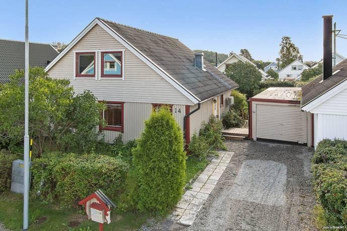 Bild: 6 rum villa på Måndagsvägen 14, Sundsvalls kommun Johannedal